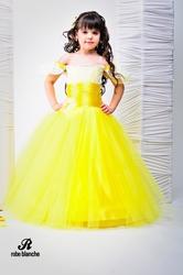 Детское нарядное платье 2015