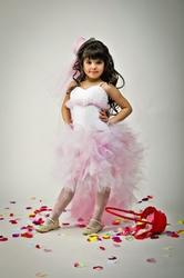 Детское нарядное платье коллекция волшебная страна