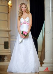 Свадебное платье новая коллекция 2015