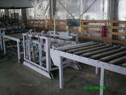 Линия по производству деревянных поддонов