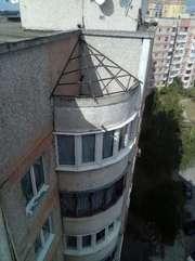 Кровля балконов и лоджий