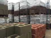 Блоки Демлер в Бресте, рваный камень, декоративные блоки