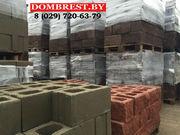 Блоки для забора в Бресте, заборные блоки