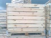 Деревянные ящики для фруктов и овощей от ООО