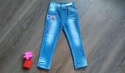 Детская одежда недорого - джинсы для девочки