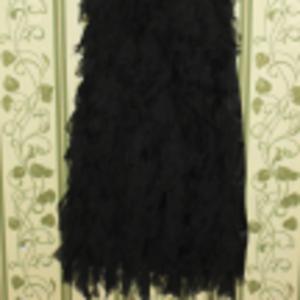 черное платье на выпускной  Вечернее платье