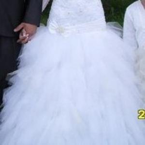 свадебное белое платье !!!!!!!!!!!