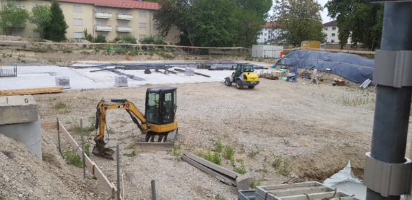 На строительство мини отеля требуется каменщик в город Гданьск