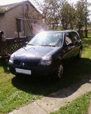 Продам Renault Clio,  2003 г.в.,  1, 2 л,  бензин