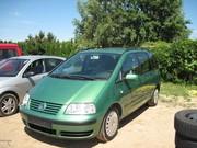 Volkswagen Sharan,  2001 г.в.,  1, 9 л,  дизель