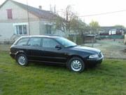 Audi A4,  черного цвета,  универсал, 1.8 бензин,  1998 г.в.