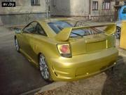 Тойота-Селика, 2000 г., 1, 8 бензин, 143 PS,  65 тыс.миль