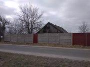 участок под строительство жилого дома возле Бреста